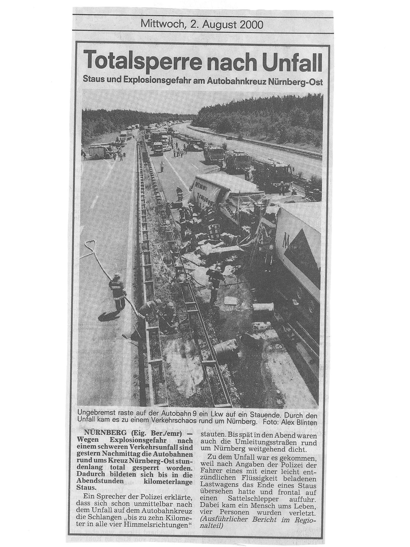 2000_08_01-Zeitungsbericht-2-Gefahrgutunfall-AK-Nbg.-Ost