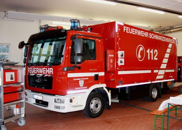Gerätewagen-Logistik 1 – FF-Schwarzenbruck