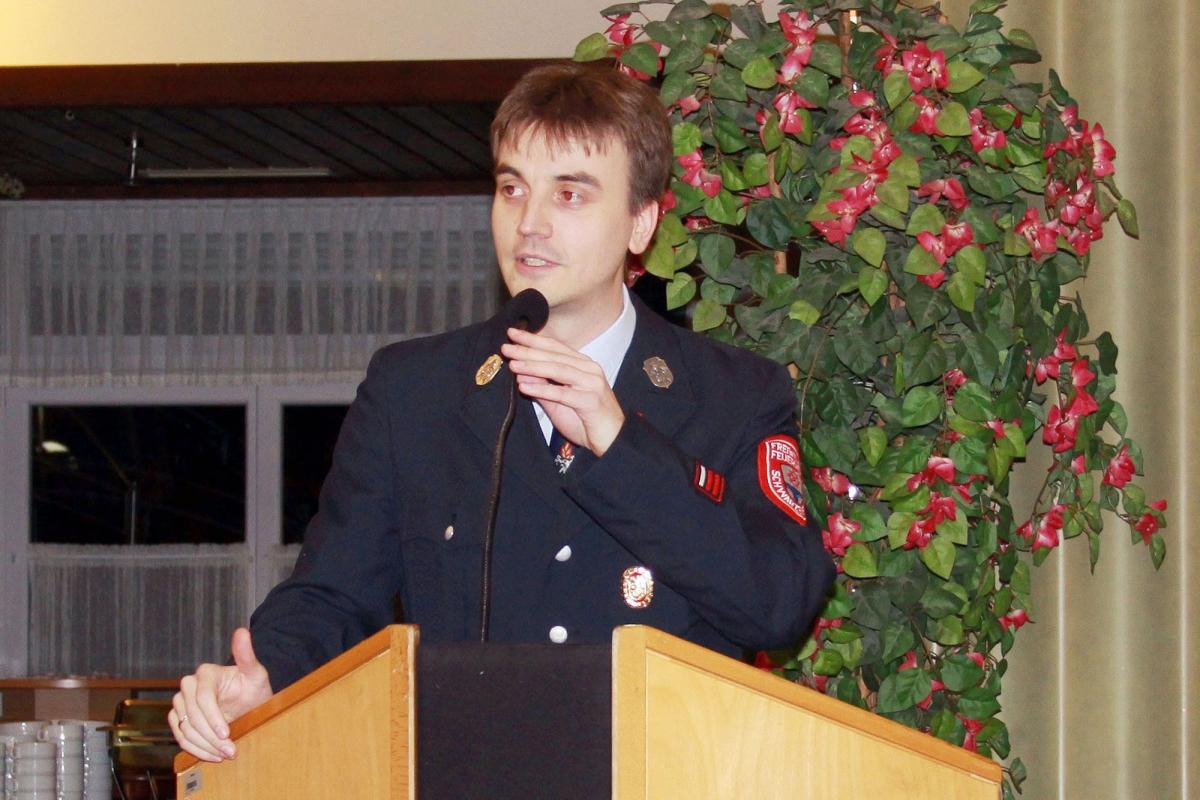 1. Vorsitzender Wolfgang Söder
