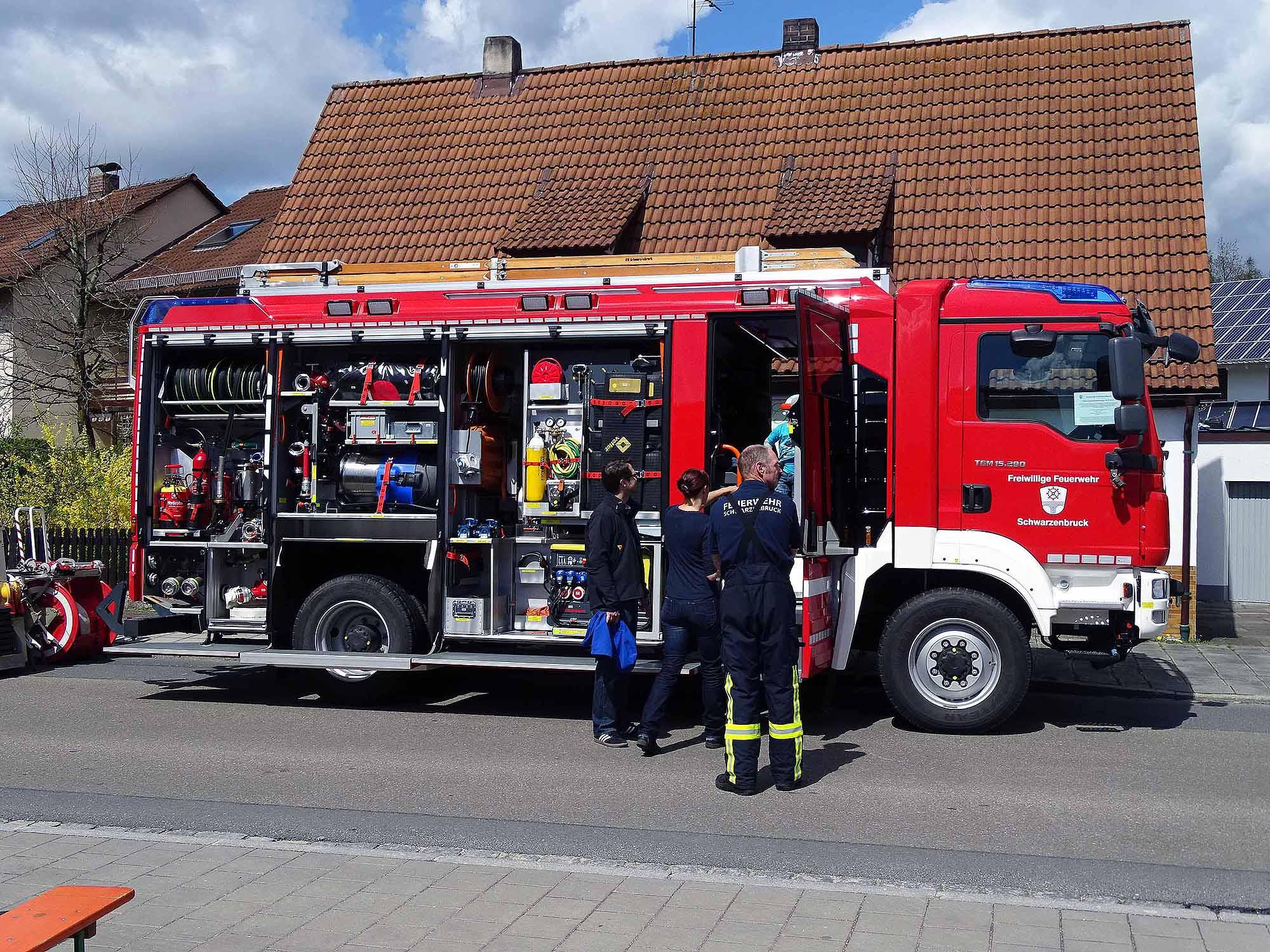 HLF 20 der FF Schwarzenbruck