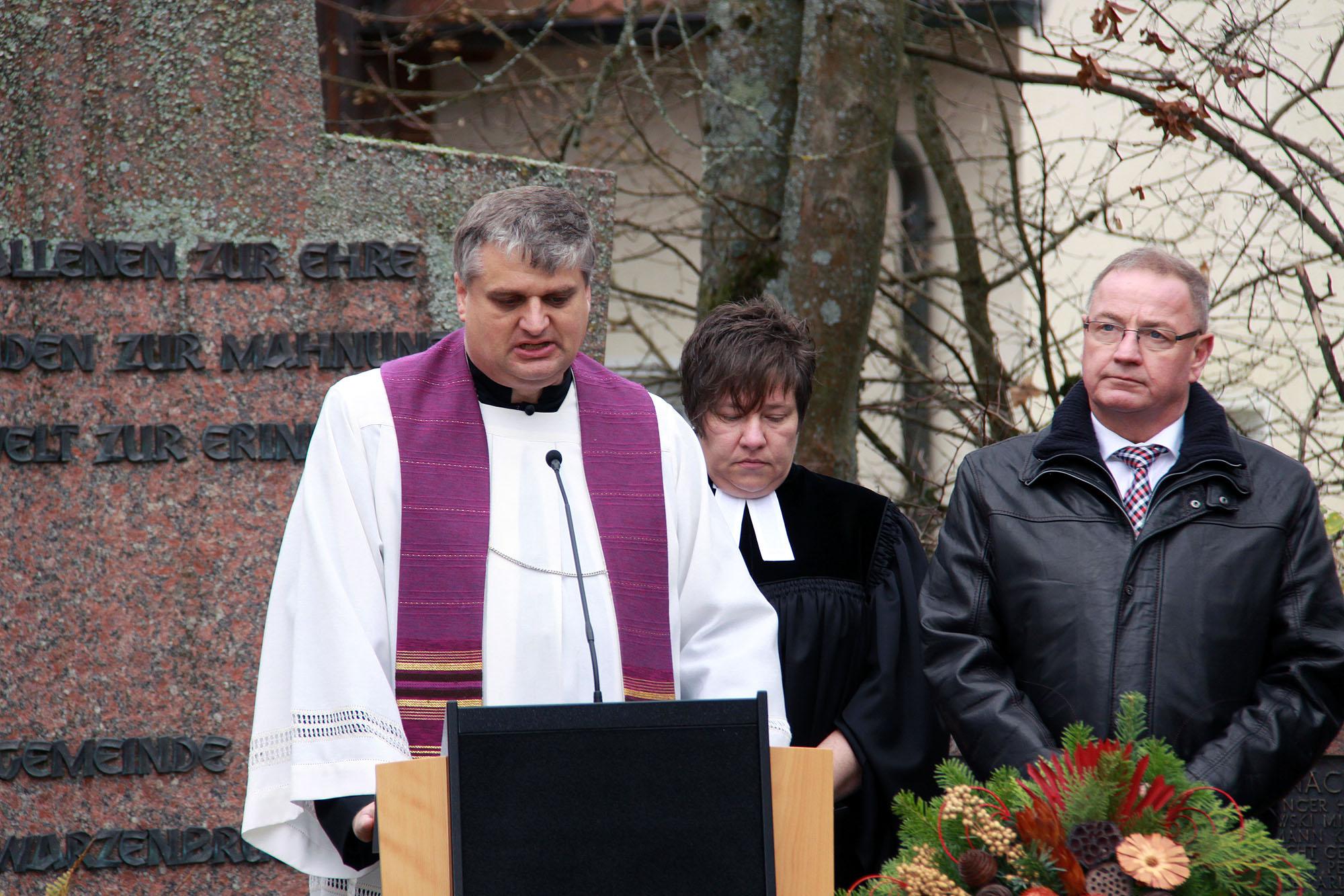 Pfarrer Harald Günthner