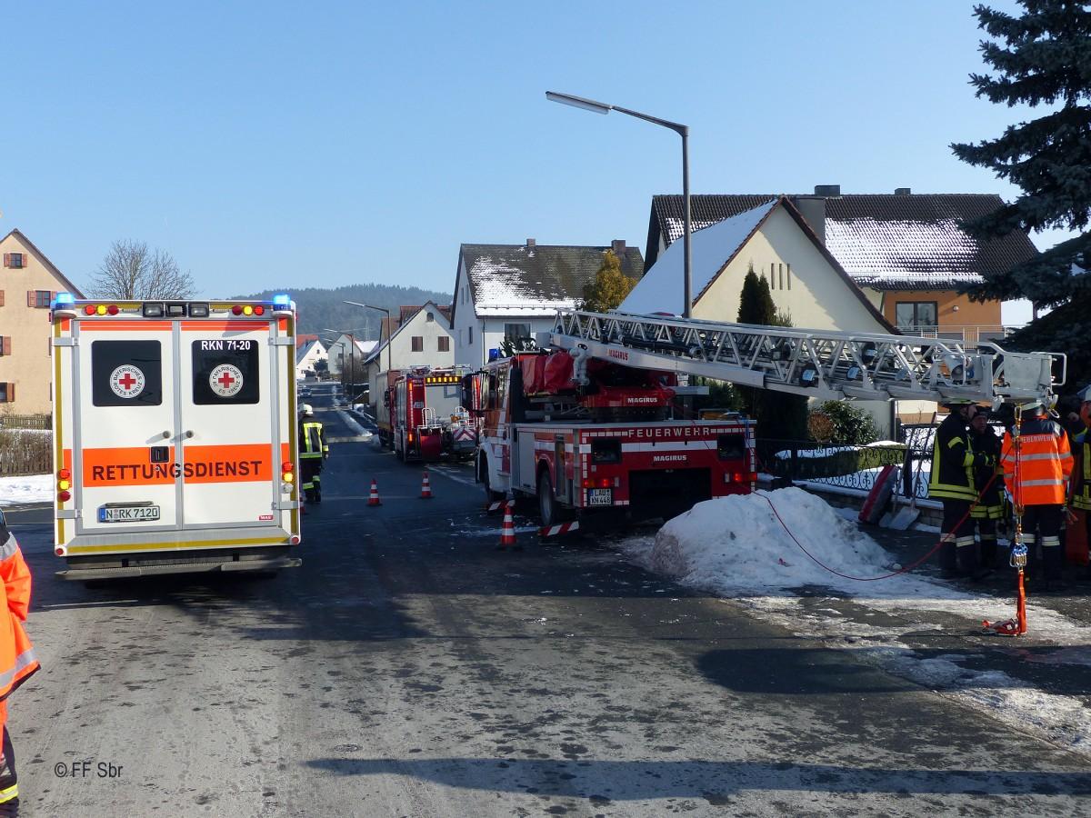 Klettergurt Feuerwehr : Personenrettung über drehleiter am sonntag 22.01.2017 u2013 ff